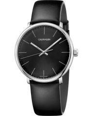 Calvin Klein Herrenuhr HIGH NOON 40mm mit Schwarzen Zifferblatt K8M211C1