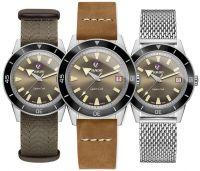 Rado Captain Cook Limited Edition Herrenuhr Automatik + 3 Armbänder + Werkzeug + Reise-Etui R32500315 | Sale | Uhren-Lounge