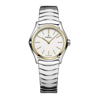 Ebel Sport Classic Lady polished Damenuhr Bicolor Silber Gold Quarz 29mm 1216449A | Uhren-Lounge
