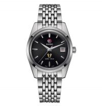 Rado Golden Horse Automatic Silber Schwarz Edelstahl-Armband Limited Edition R33930153   Uhren-Lounge