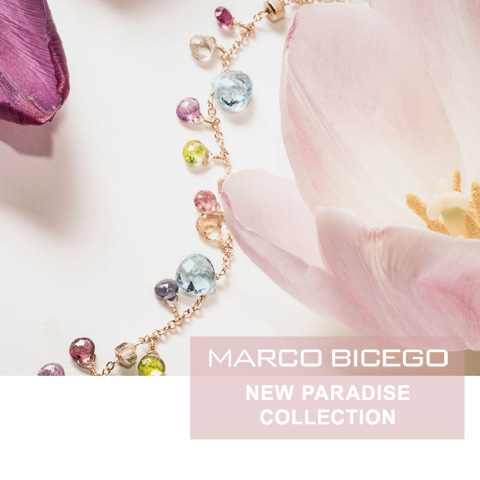 Marco Bicego New Paradise Collection