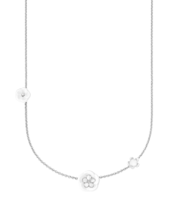 1739 Royal Blossom Collier 3 Blüten (MPJ20BL259C45)