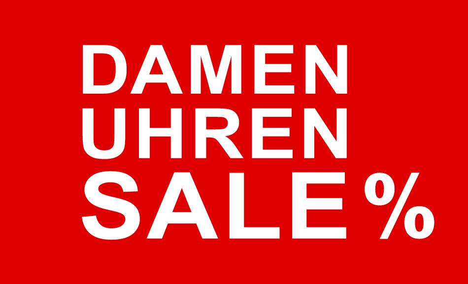 Damenuhren Sale