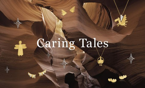 Luisa Rosas Caring Tales Kollektion
