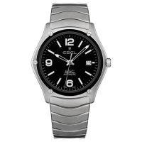 Ebel Limited Edition Uhr Sport Classic Titanium Gent Automatik mit arabischen Ziffern 1216469A | Uhren-Lounge