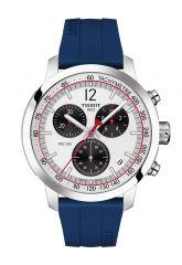 Tissot PRC 200 IIHF 2020 Special Edition Chronograph Herren 42mm Kautschuk-Armband T114.417.17.037.00 | Uhren-Lounge
