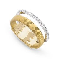 Marco Bicego Ring Masai AG324 B YW M5 Gold mit Diamanten