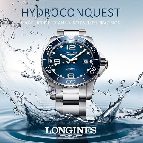 Longines HydroConquest Taucheruhren Angebote