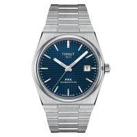Tissot PRX Powermatic 80 Automatik Herrenuhr Blau Edelstahl-Armband 40mm 2021 T137.407.11.041.00