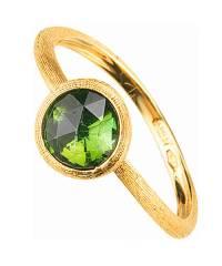 Marco Bicego Ring Gelbgold 18 Karat Turmalin grün Jaipur AB471-TV01 | Schmuck Sale | Uhren-Lounge