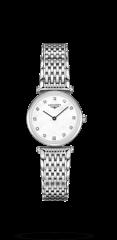 Longines La Grande Classique Damenuhr 24mm mit 12 Diamanten L4.209.4.87.6