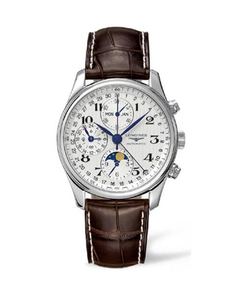 Longines Master Collection Mondphase L2.673.4.78.3 Herren Chronograph