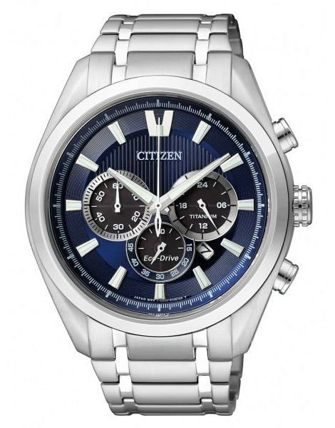 Citizen Eco-Drive CA4010-58L Super Titanium