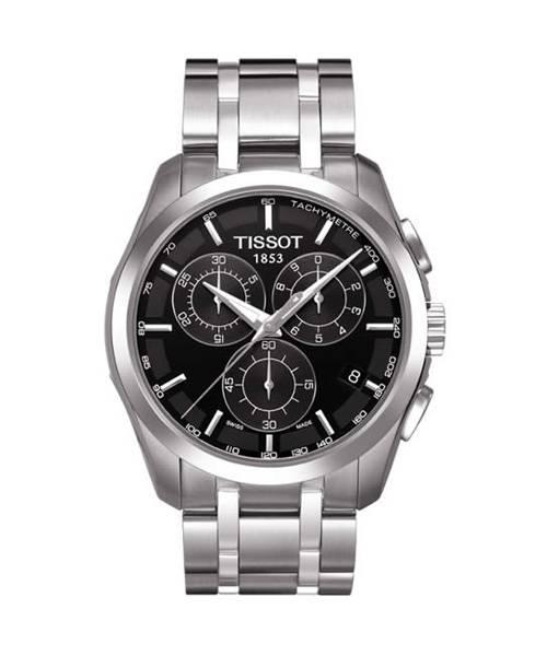 Tissot Couturier Quarz (T035.617.11.051.00) Herren Chronograph
