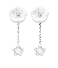 1739 Royal Blossom Ohrringe 2 Blüten (MPJ55BL28600)