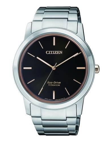 Citizen Eco-Drive AW2024-81E Super Titanium Herreneruhr