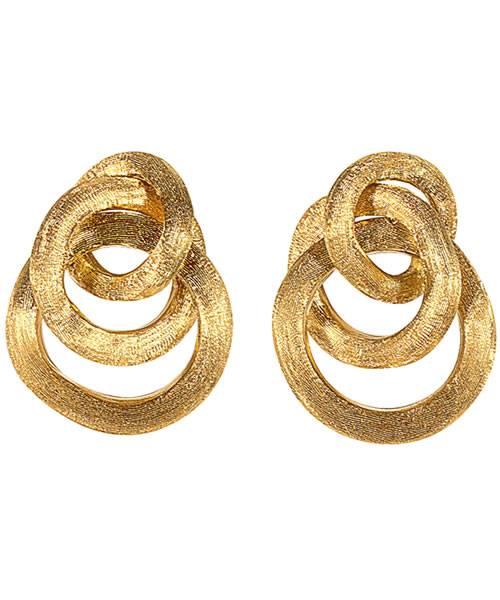 Marco Bicego Jaipur Link Damen Ohrringe aus 18 K Gelbgold OB938