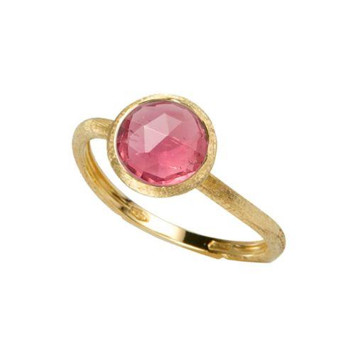 Marco Bicego Ring mit rosa Turmalin Gold 18 Karat Jaipur Color AB471 TR01 Y