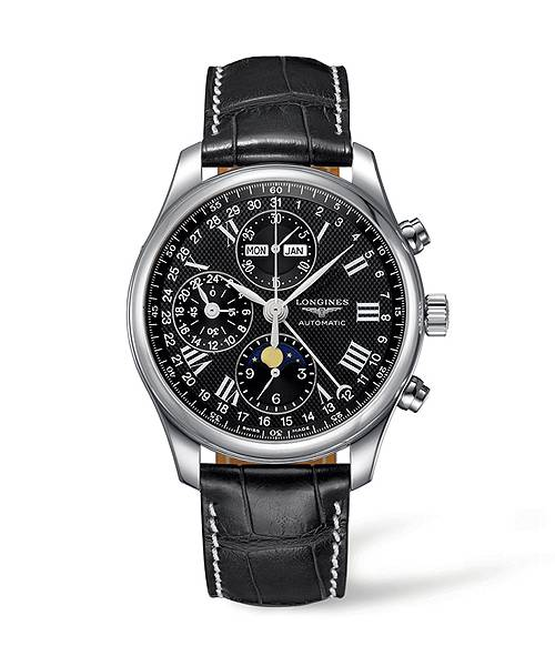 Longines Master Collection Mondphase L2.773.4.51.7 Herren Chronograph