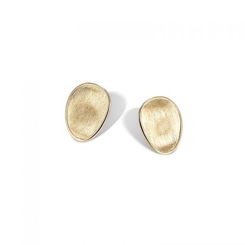 Marco Bicego Ohrstecker Gold 18 Karat Lunaria Ohrringe OB1341 Y