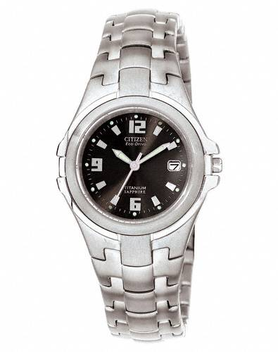 Citizen EW0650-51F Eco-Drive Super Titanium Uhr