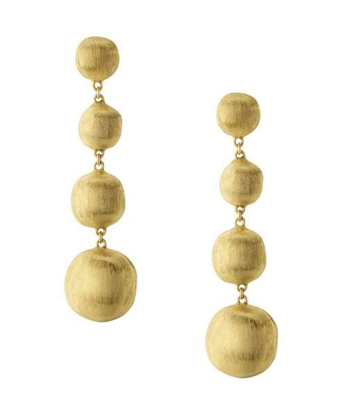 Marco Bicego Ohrringe Gold 18 Karat Africa Ohrhänger OB1157 | Uhren-Lounge