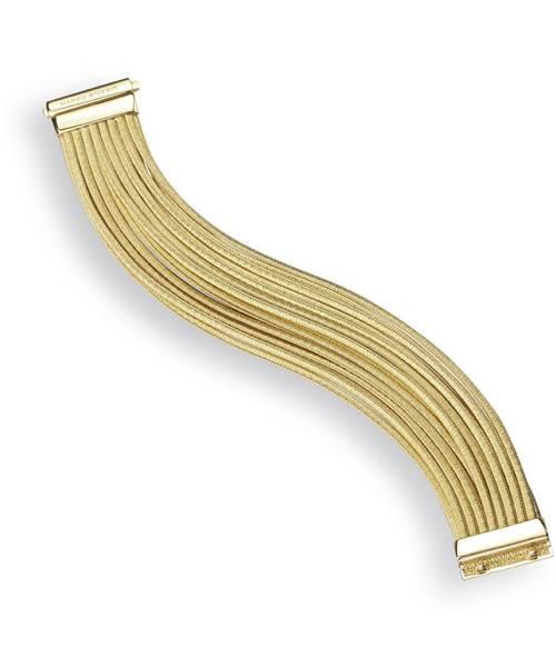 Marco Bicego Armband Gold 18 Karat 17 Stränge Cairo BG696