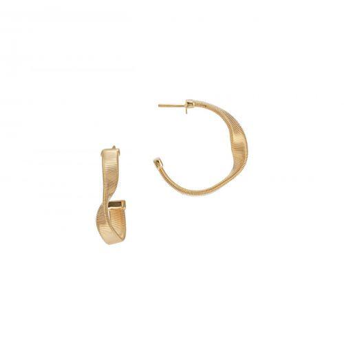 Marco Bicego Marrakech Supreme Creolen Gold 18 Karat Ohrringe OG343 Y