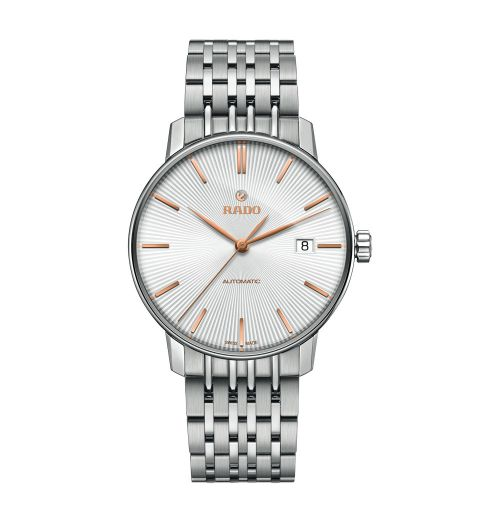 Rado Coupole Classic Automatic L Herrenuhr 38mm Silber Edelstahl-Armband R22860024 | Uhren-Lounge