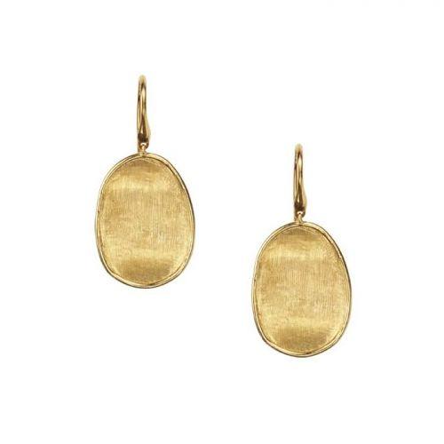 Marco Bicego Lunaria Ohrringe Gold 18 Karat Ohrhänger OB1342-A Y 02