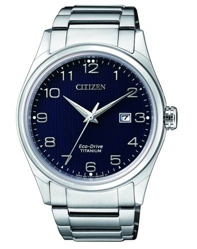 Citizen BM7360-82M Eco-Drive Super Titanium Herrenuhr