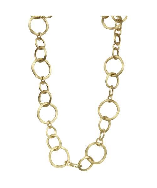 Marco Bicego Jaipur Link Damen Halskette 92cm aus 18 K Gelbgold CB1560