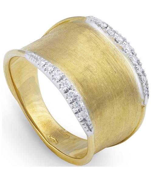 Marco Bicego Lunaria Gold Ring AB550-B