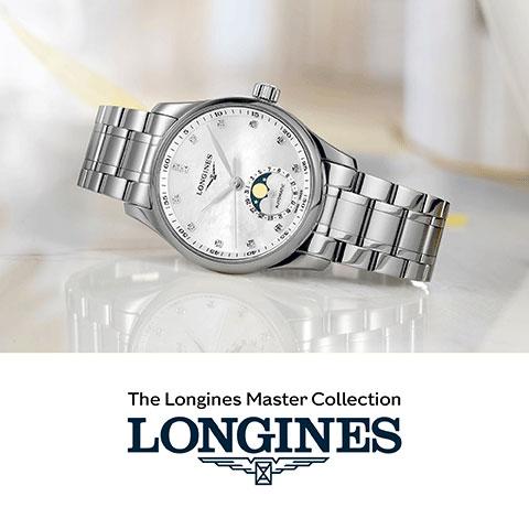 Longines Master Collection bei Uhren-Lounge