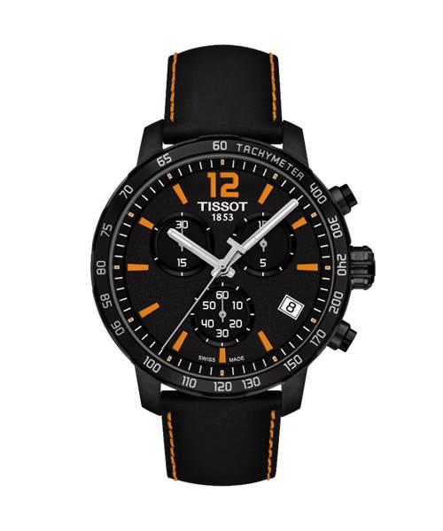 Tissot Quickster Herren Quartz Chronograph (T095.417.36.057.00)