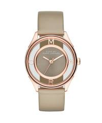 Marc Jacobs MBM1375 Tether Damenuhr Lederarmband