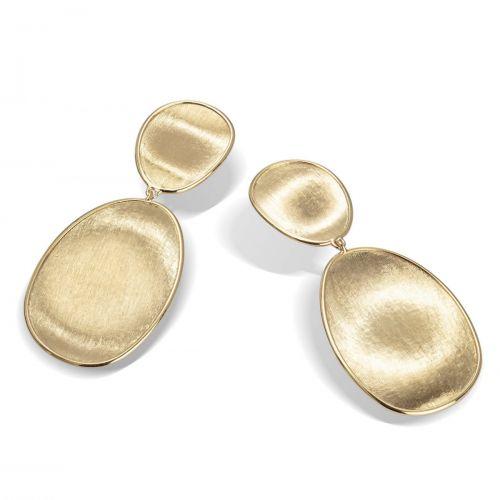 Marco Bicego Lunaria Ohrringe Gold 18 Karat OB1345 Y