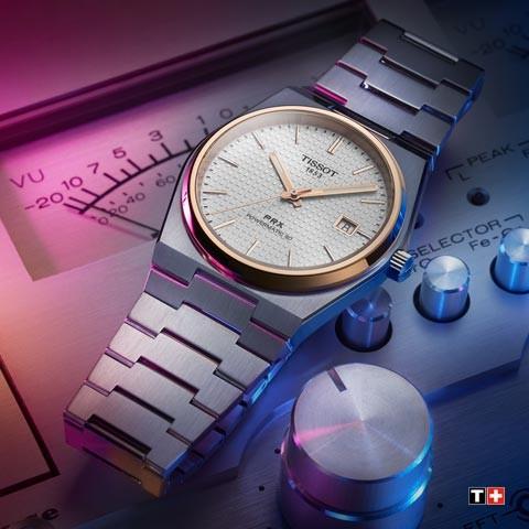 Tissot PRX Powermatic 80 jetzt günstig kaufen