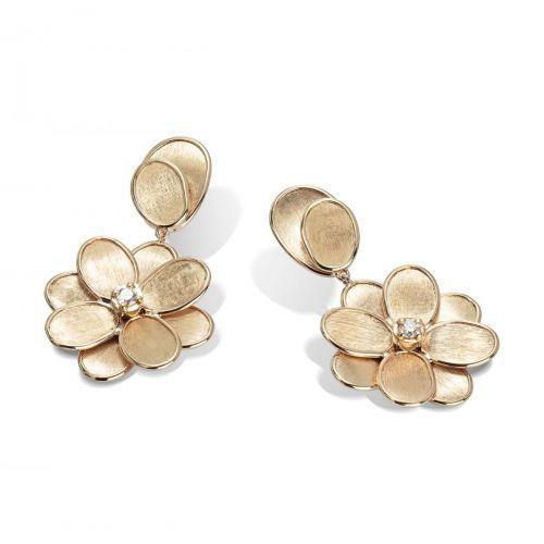 Marco Bicego Petali Ohrringe Gold & Diamanten OB1679 B Y