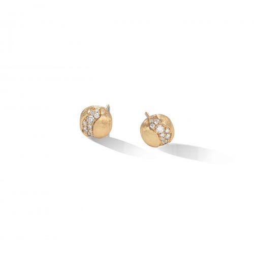 Marco Bicego Ohrstecker Africa Gold & Diamanten Ohrringe OB1587 B Y