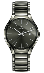 Rado True L Automatikuhr aus Hightech-Keramik (R27057102)