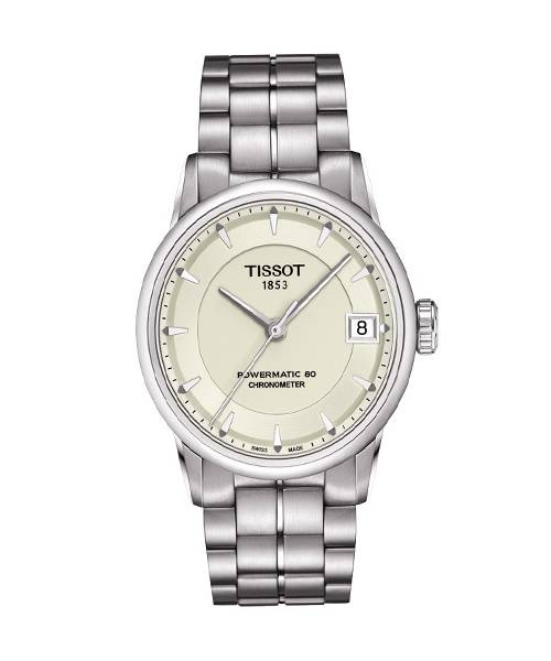 Tissot Luxury Automatic Lady COSC (T086.208.11.261.00)