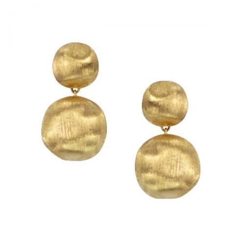 Marco Bicego Africa Ohrringe Gold 18 Karat Ohrhänger OB922 Y