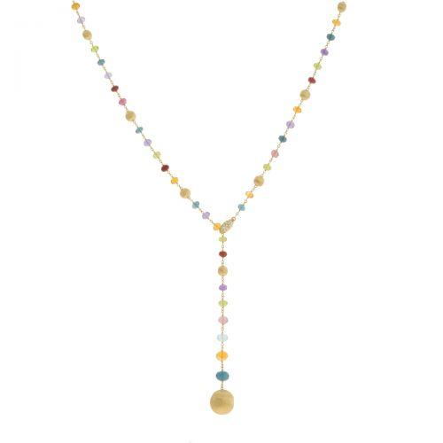 Marco Bicego Kette Gold mit Edelsteinen Africa Color CB2344-B MIX02 Y 02