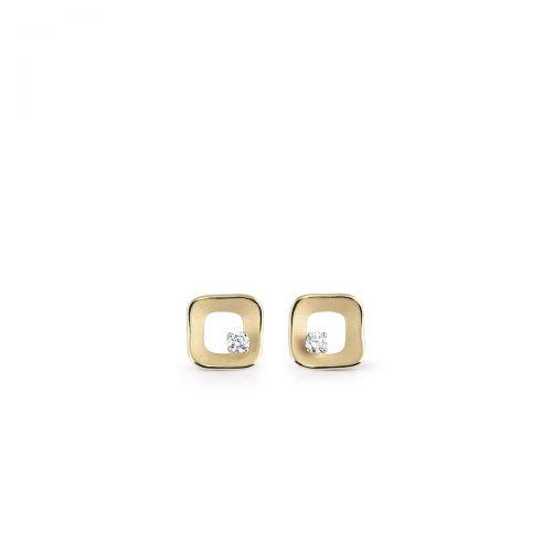 Annamaria Cammilli Damen Ohrring 750 Gelb Gold GOR2438U