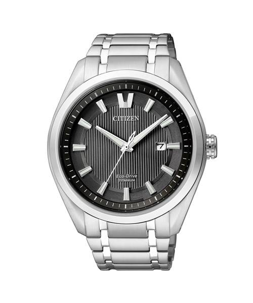 Citizen Eco-Drive AW1240-57E Super Titanium Herrenuhr