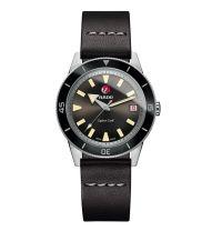 Rado Captain Cook Limited Edition Automatik 37mm Braun Leder-Armband R32500305 | Uhren-Lounge