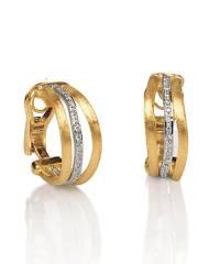 Marco Bicego Ohrringe mit Diamanten aus 750er Gelbgold Jaipur Link OB1028-B   Schmuck Sale   Uhren-Lounge