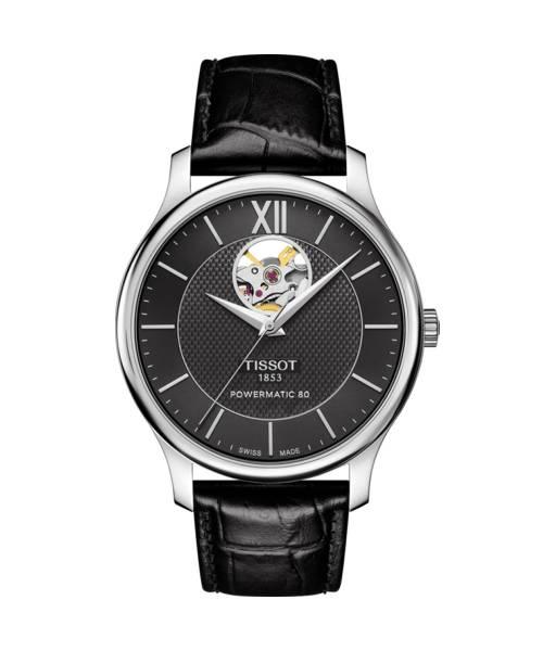 Tissot Tradition Powermatic 80 Open Heart (T063.907.16.058.00)