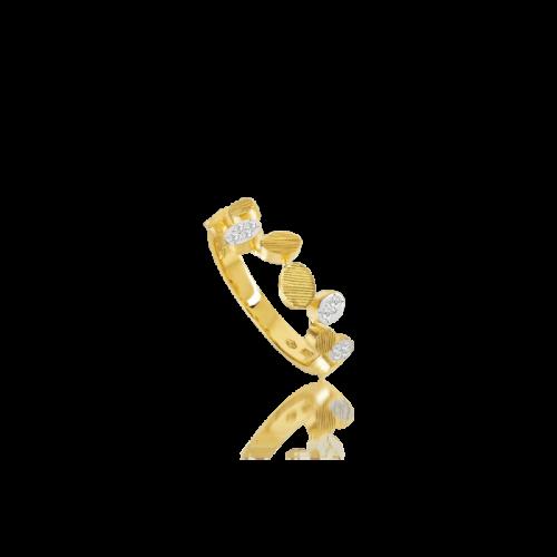 Luisa Rosas BE Ring Gold mit Diamanten S LRBE086
